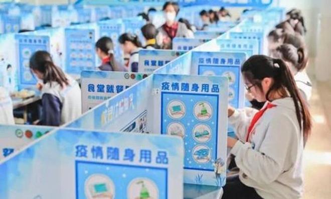"""直击上海返校复学后的健康第一课:保安大叔、社区医生、心理老师纷纷开讲,助毕业生成为""""最好的自己"""""""