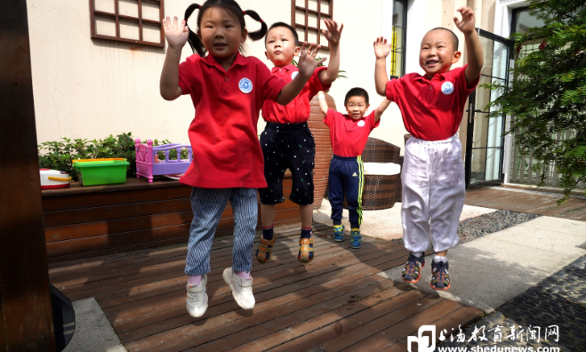 """全市托幼机构陆续开园  用安全的环境、多彩的活动""""欢迎宝贝回家"""""""
