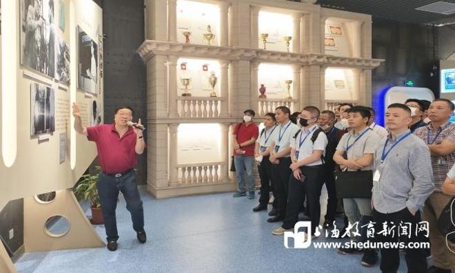 院士领衔,大师带教  新一批上海工匠在这个学院培训些啥?