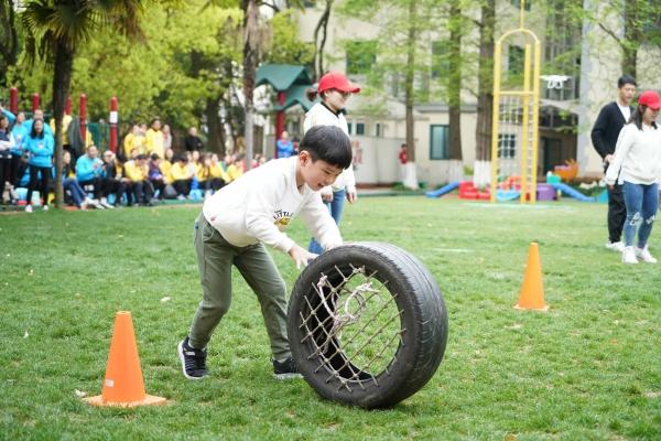 《【麒麟城注册平台】上海这所800人的小学几乎没有小胖墩,看老师做对了啥?》
