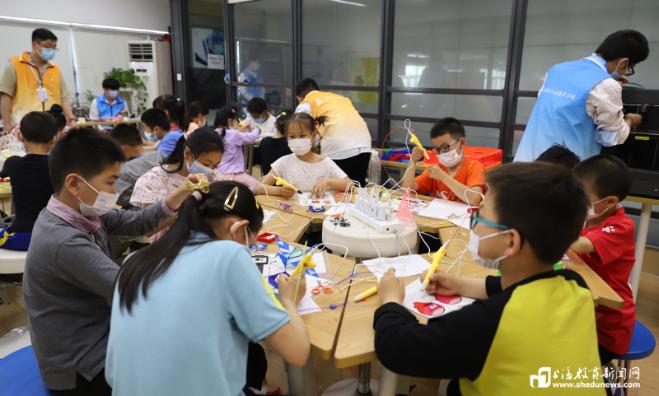 体验时间更长、开放项目更多、面向人群更广!上海学生职业体验活动越做越精