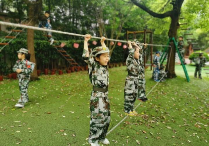 """幼有善育   """"课堂+社会+自然""""赋能幼儿,宝山区的这所幼儿园有妙招"""