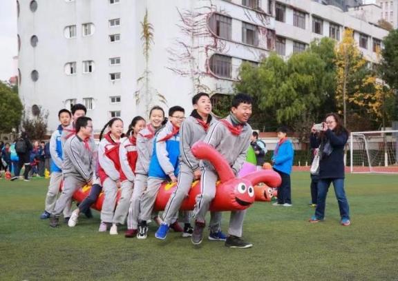 徐汇特教:让孩子们在融合教育中成长